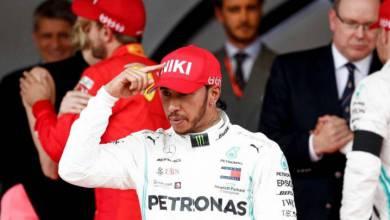 Photo of The 77th Formula 1 Grand Prix and Hamilton's 3rd triumph in Monaco as it was
