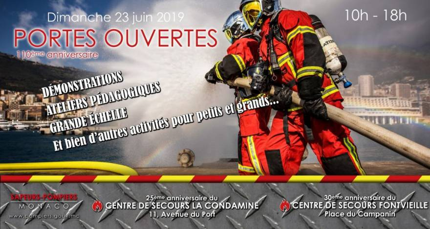 Open Day at the barracks of firefighters