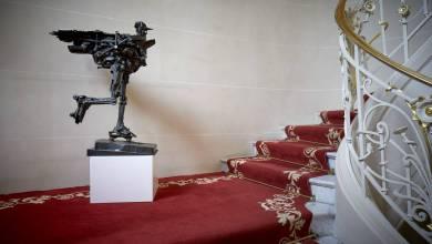 """Photo of Artcurial's Unique """"Monaco Sculptures"""" Partnership with the Societe des Bains de Mer (SBM) Perfectly Complements Monaco's Existing Sculpture Offering"""