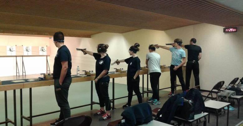 Interactive Shooting Range for Monaco's Police