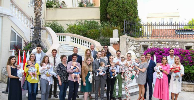 "A Beautiful Monegasque Custom ""U me sacchetin"": Welcoming The First Child"