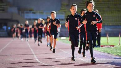 Photo of Students all over Monaco Participate in 28th Athletic Games