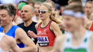 Photo of Words of Wisdom in Monaco with Paula Radcliffe