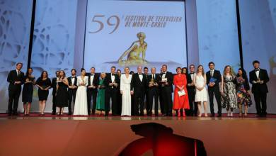 Photo of 59th Monte-Carlo Television Festival: a TV Star parade brightened the Golden Nymphs Awards 2019