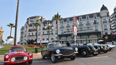 Photo of Elegance and Automobile Unite To Charm Everyone with Their Splendour – The Most Exquisite Cars in the World Compete at the Casino Terraces