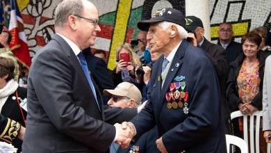 Photo of Prince Albert attends 75th Anniversary of D-Day and other princely news