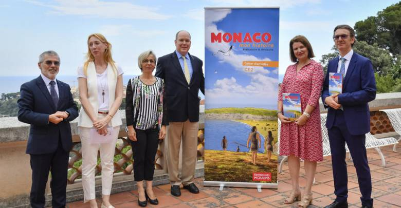Presentation of the First Monaco History Workbook