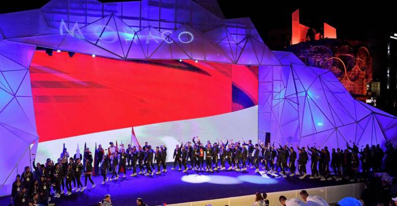 Monaco Wins 49 Medals during Games of the Small States of Europe