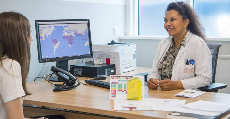 Princess Grace Hospital Travel Clinic: stay well while travelling