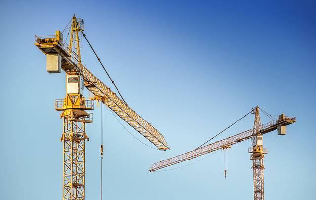 45 Metre Giant Crane Collapses In Monaco