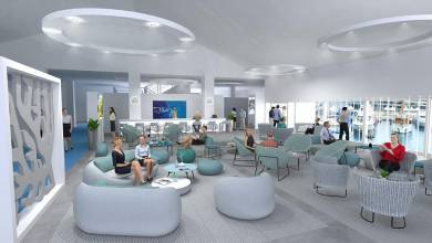 Photo of The Upper Deck Lounge is completely transformed for 2019