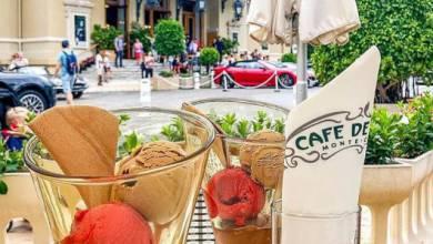 Photo of Cafe De Paris Creates New Heavenly Ice Creams Designed By A World Champion