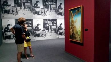 Photo of 'Dalí, a history of painting': at Grimaldi Forum Dalí's extraordinary talent is being portrayed in a very novel way