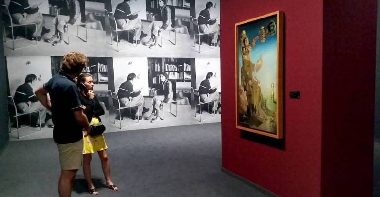 'Dalí, a history of painting': at Grimaldi Forum