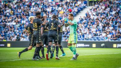 Photo of AS Monaco wins against FC Porto to close the last stage of the pre-season in Portugal
