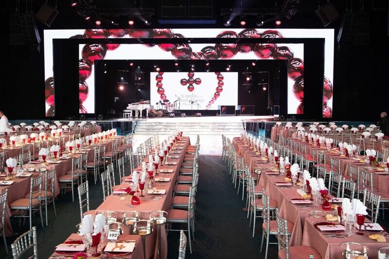 The Monaco Red Cross Ball