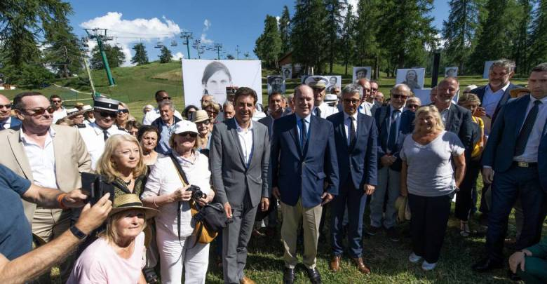 Prince Albert Celebrates the 40th Anniversary of the Mercantour National Park