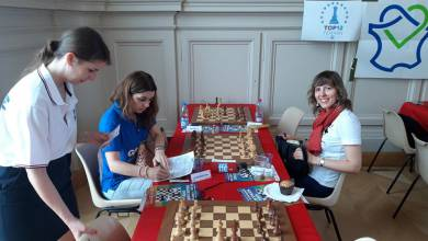 Photo of Monte Carlo Sweeps Aside all Competition to be Crowned Women's Chess Club Champions of France
