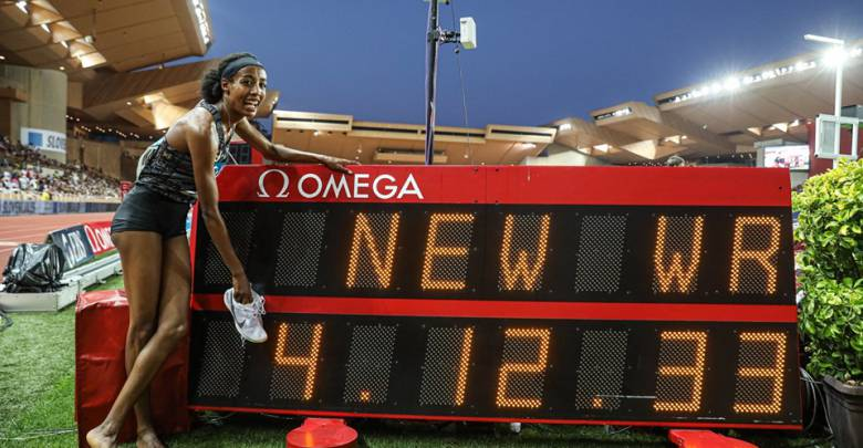 Top Seven Highlights from Herculis' World-Record