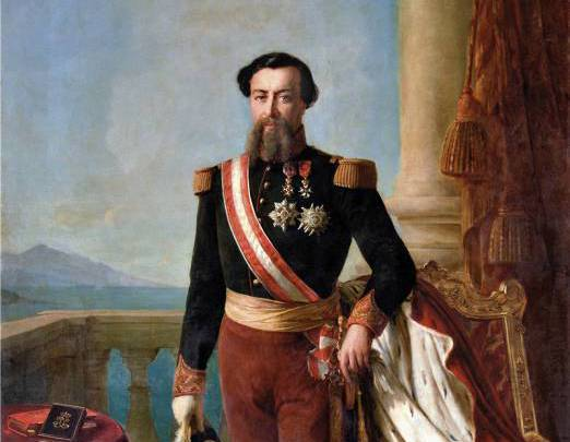 Portrait of Charles III of Monaco @commons.wikimedia.org