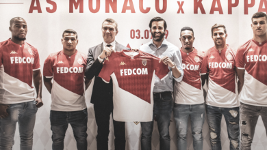 Photo of AS Monaco aims to get back on the podium and unveils new home jersey