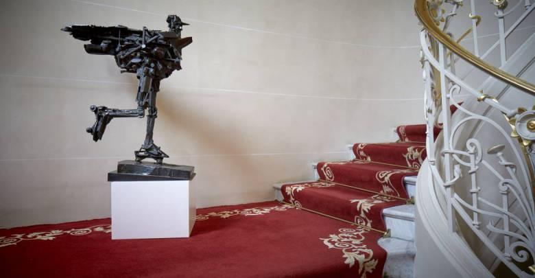 The Monaco Sculptures Project Pushes Bidders to Break Artcurial's Sales Records