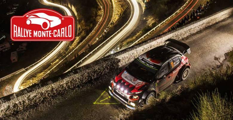 Rally 2020 Monte Carlo