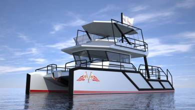 Photo of Sustainable yachting celebration: first zero emission committee boat revealed and other yacht news