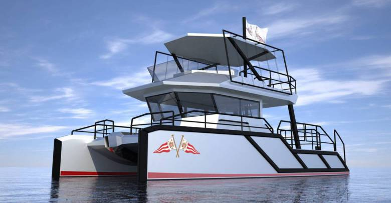 Sustainable yachting celebration: first zero emission committee boat  revealed and other yacht news
