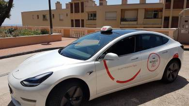 Photo of Fleet of electric taxis to be introduced for summer season