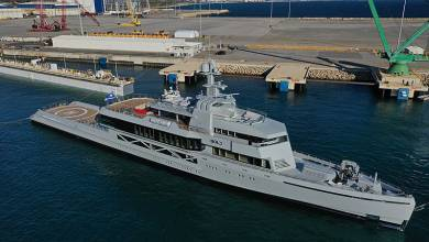 Photo of The largest Australian superyacht: 85m explorer Bold delivered and other yacht news