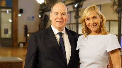 Photo of Exclusive interview with H.S.H. Prince Albert II of Monaco to CNBC