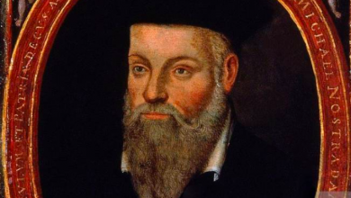 Photo of Michel Nostradamus on the death of kings, the locusts and the saving role of France in the world history