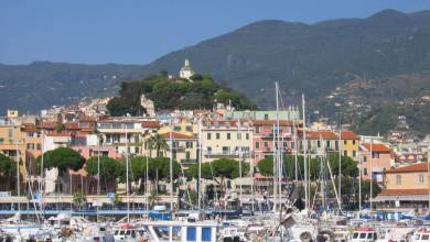 Photo of Sanremo, the flowery musical capital of the Riviera