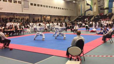 Photo of A Golden Year for Monaco Shotokan Karate