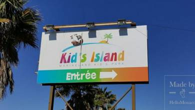 Photo of Weekend with children: Kids Island in Antibes
