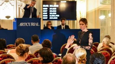 Photo of A 20 Million Euro Bonanza at Artcurial and HVMC Summer Auctions as International Buyers Swarm