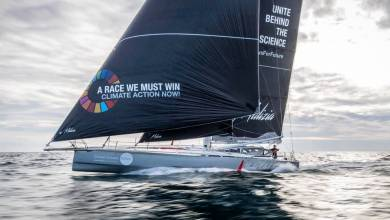 Photo of Malizia II with Pierre Casiraghi sail across the Atlantic with Greta Thunberg to Fight Against Climate Change