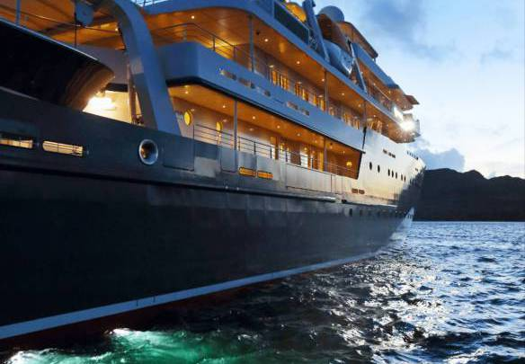 77m explorer superyacht Yersin joins charter fleet from EUR 600,000 per week