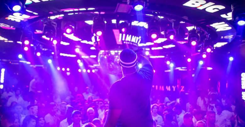 Jimmy'z nightclub