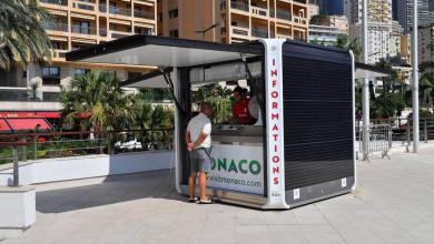 Photo of Monaco Tourist and Convention Authority is Trialling a Solar-Powered Information Kiosk