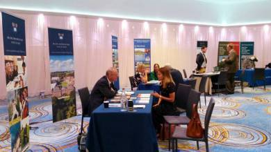 Photo of British Boarding Schools Show successfully landed in Monaco to promote British best educational offer