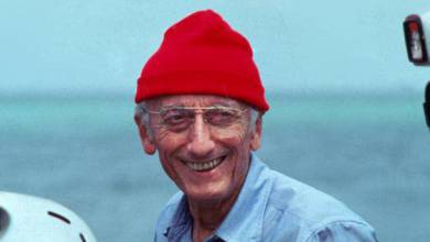 Photo of Jacques-Yves Cousteau: forever in Monaco