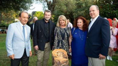 Photo of Prince Albert attends Princess Grace Exhibition in Roquebrune and other princely news
