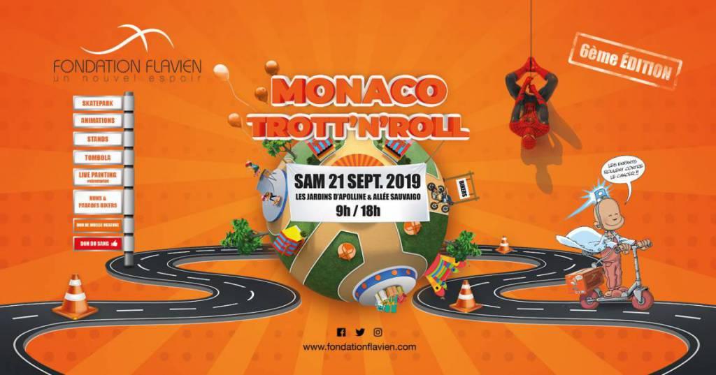 Monaco TROTT 'N 'ROLL