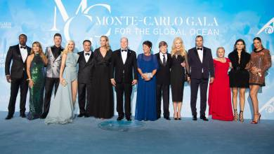 Photo of 3rd Monte Carlo Gala for the Global Ocean and other Monaco news