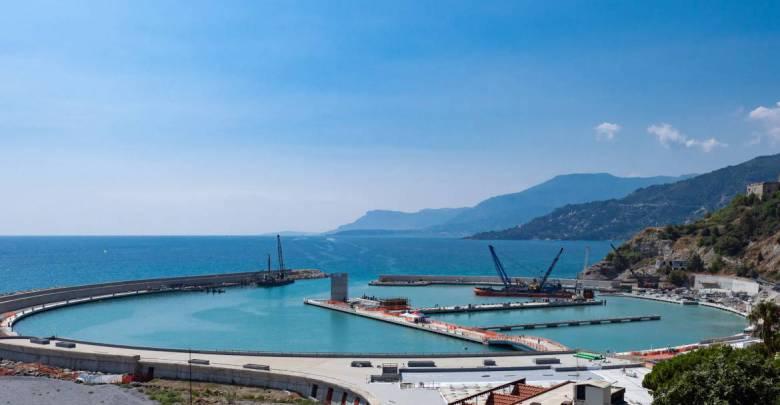 Monaco's Newest Port Close By in Ventimiglia Offers 171 Berths