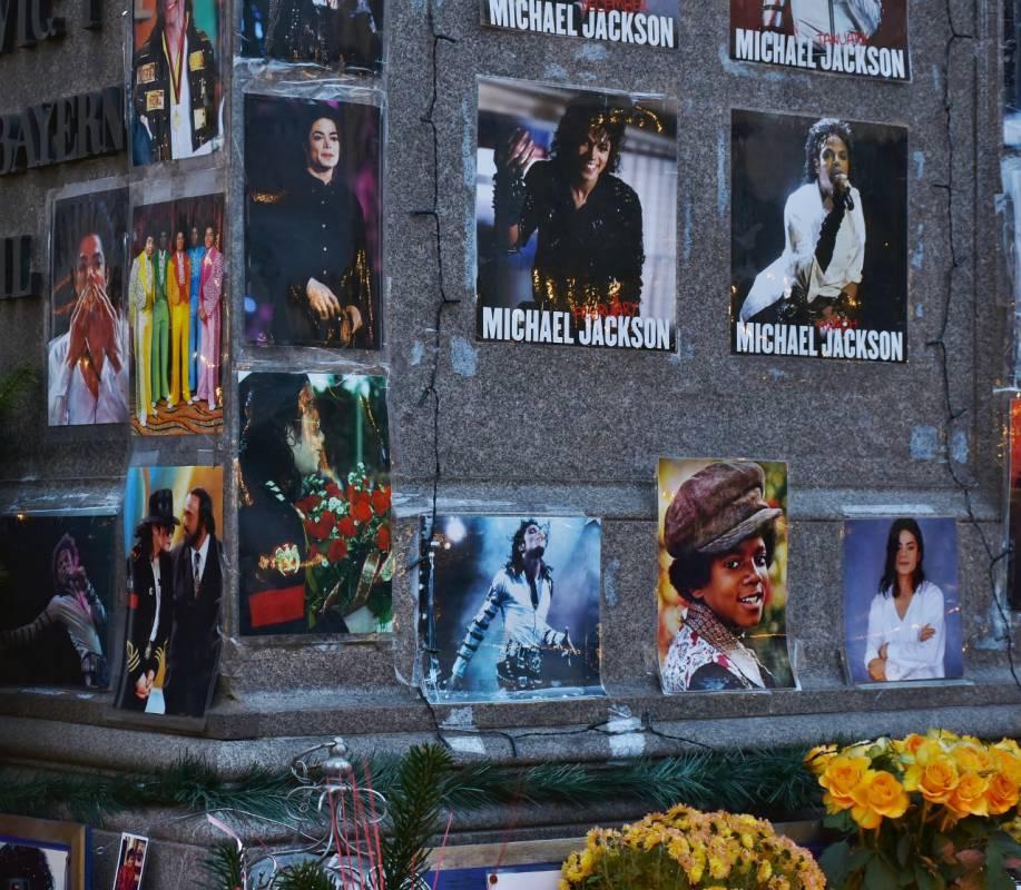 Michael Jackson in Monaco