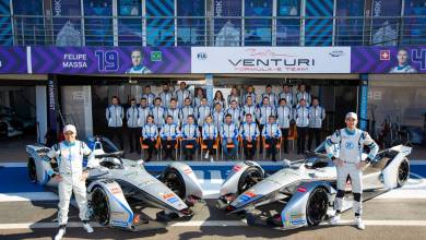 Photo of Formula E: The sky is the limit: Venturi's speed records and Formula E ambitions