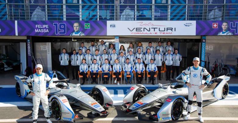 Venturi's speed records and Formula E ambitions